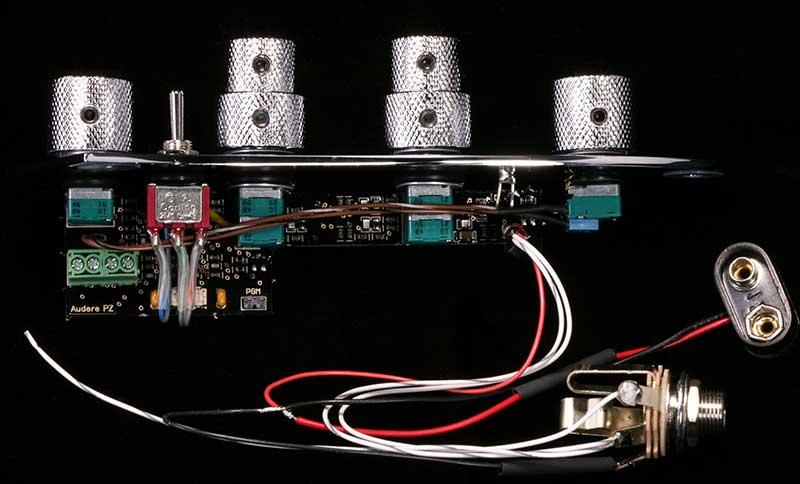 Pro JZ3D Board audere audio pro jz3d pro jz6d preamps audere preamp wiring diagram at mifinder.co
